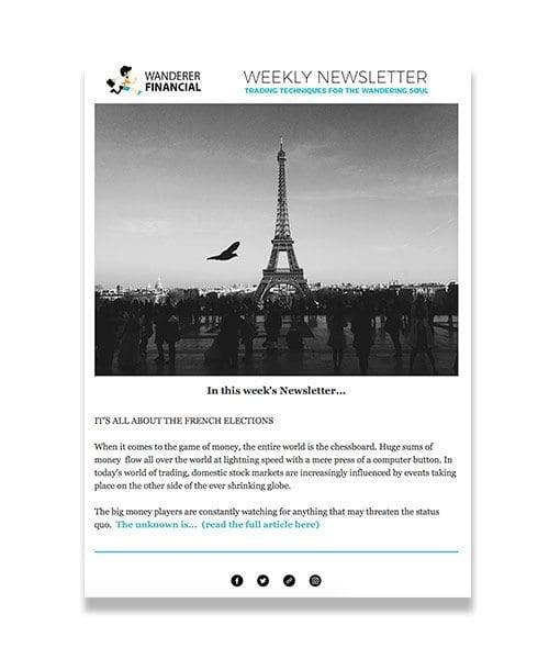 Wanderer Financial Newsletter
