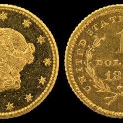 1849 Gold Dollar