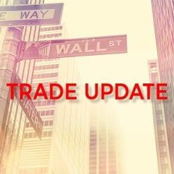Wanderer Financial Stock Trading Newsletter Trade Update