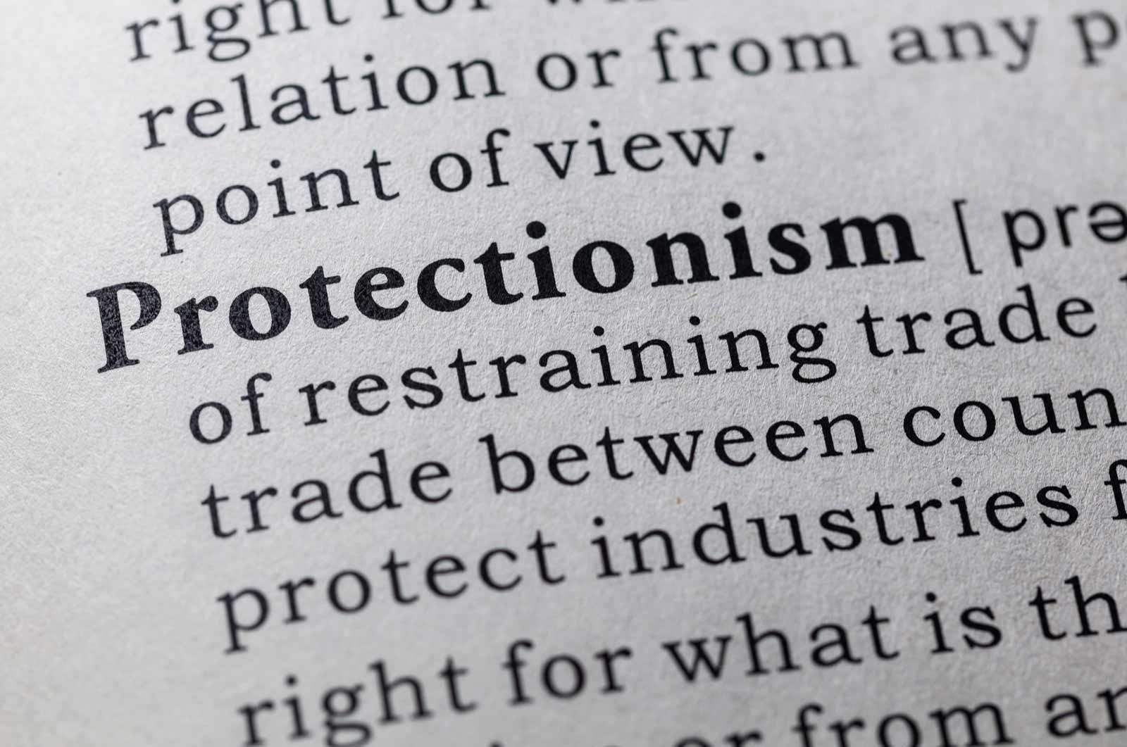 Protectionism - Wanderer Financail Stock Trading Newsletter