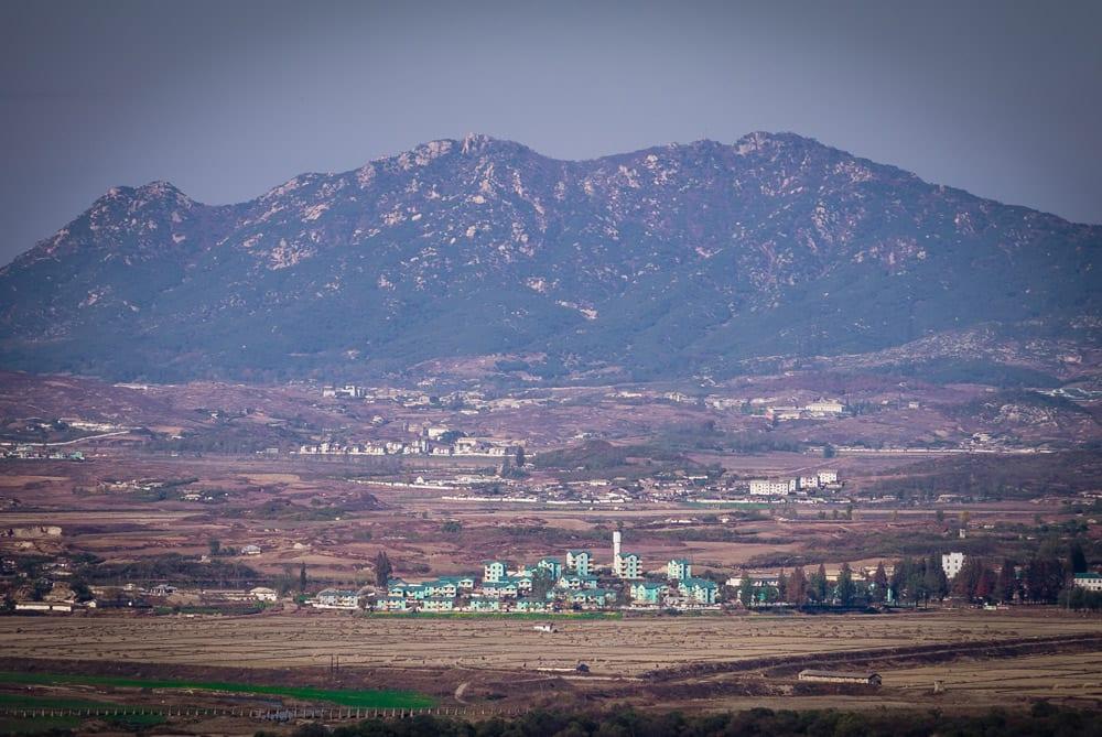 A peek into North Korea's propoganda village by Lorin Riutta